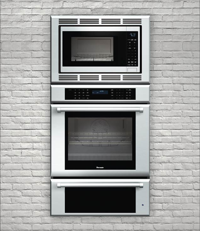 triple wall ovens