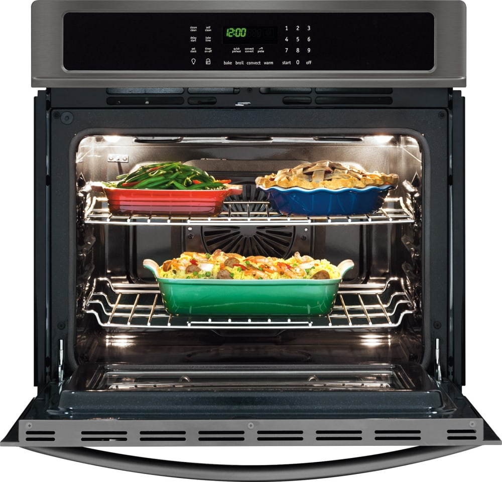 30inch Single Wall Oven  Signature Kitchen Suite