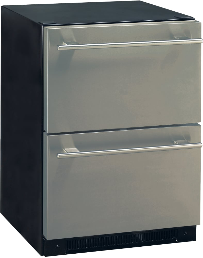 Haier Dd410rs Dual Refrigerator Drawers From