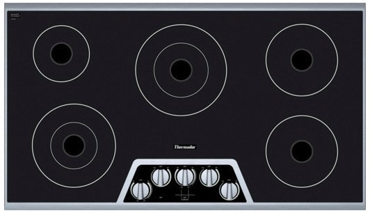 Thermador Cem365fs 36 Inch Smoothtop Electric Cooktop With