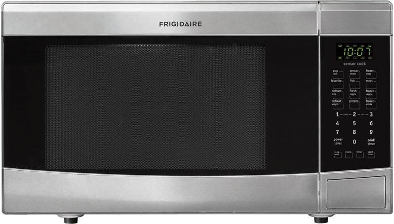 Frigidaire Ffmo1611ls 1 6 Cu Ft Countertop Microwave