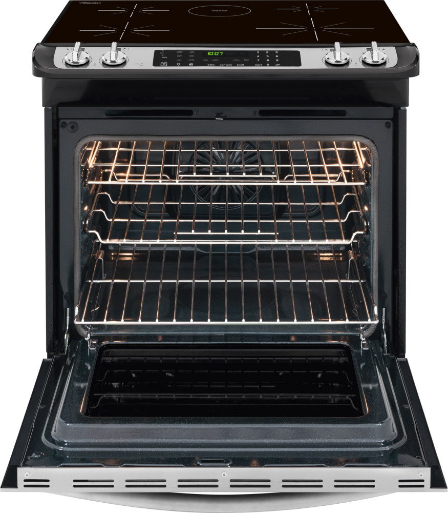 Frigidaire Fgis3065pf 30 Inch Induction Electric Range