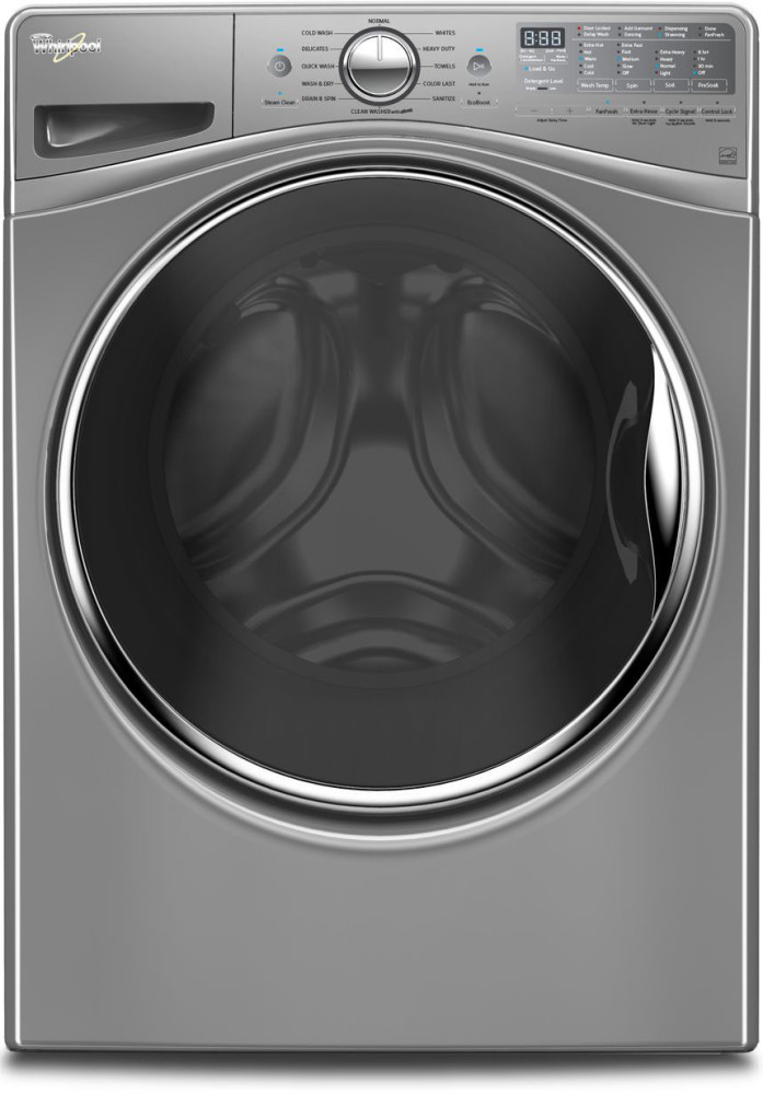 Whirlpool Wfw92hefc 27 Inch 4 5 Cu Ft Front Load Washer