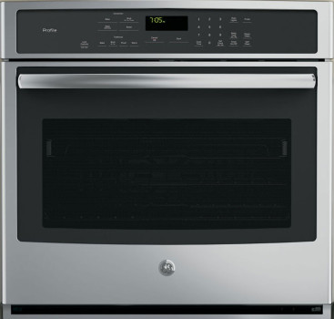 Ge Pt7050sfss 30 Inch Single Electric Wall Oven With 5 0