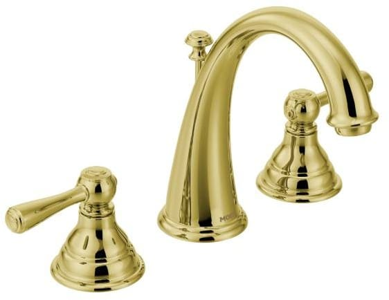 Chrome polished brass bathroom faucets