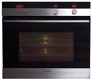 fisher and paykel saffron oven instructions