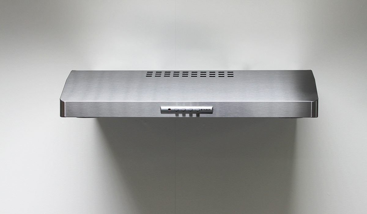 Faber LEVA24WH300B 24 Inch Under Cabinet Range Hood With