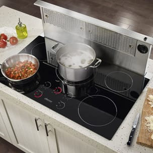 There Is No Doubt That The Flat Glass Based Induction Cooktop Is An  Attractive Addition To Any Kitchen. They Also Make For Great Conversation  Starters At ...