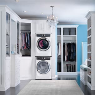 7 Benefits of Stackable Washer/Dryers & Laundry Centers for Small ...