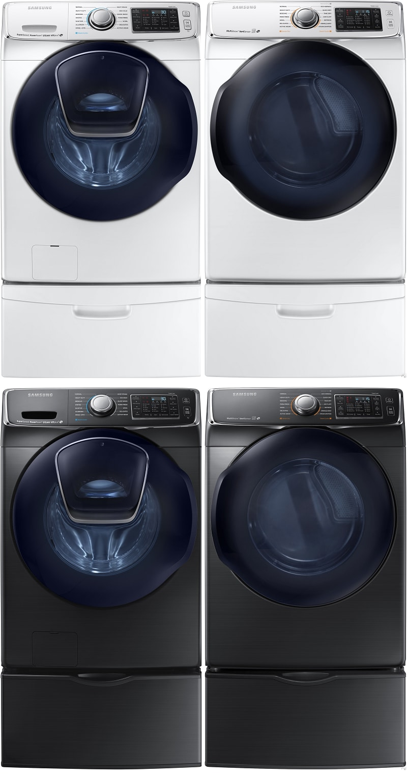 LG Titan Laundry Pair vs Samsung WF42H5200: Reviews ...