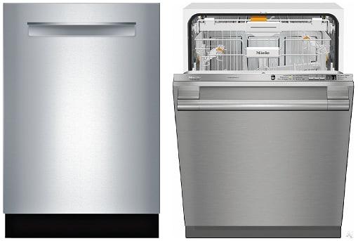 Bosch vs. Miele Dishwashers