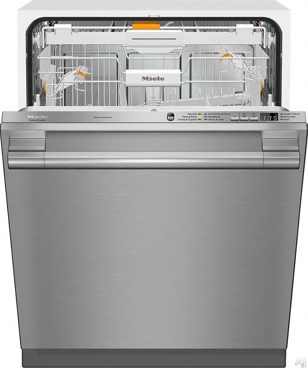 Miele Crystal Ecoflex G6665SCVISF Dishwasher