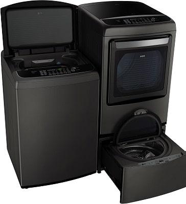 LG Laundry Set