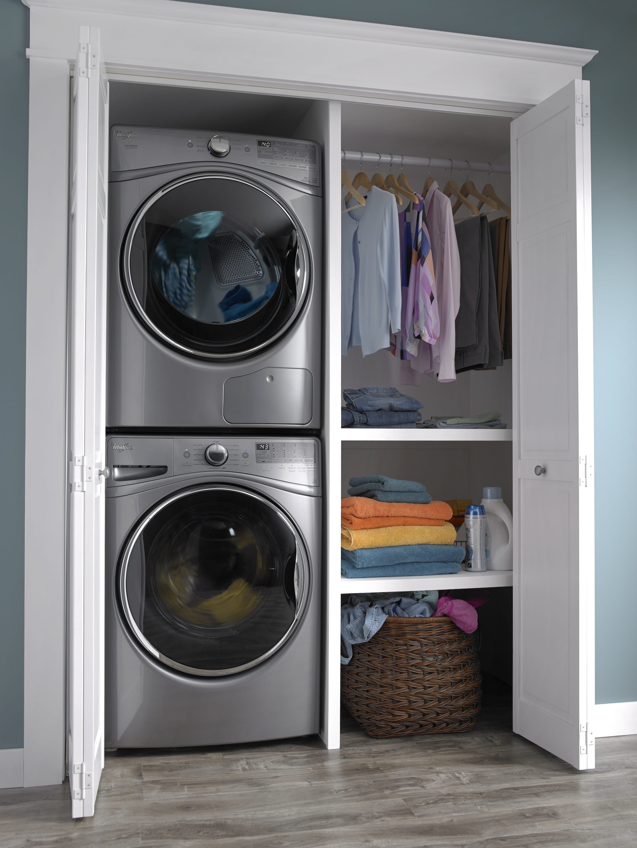 Review Of The Top 5 Best Stackable Washer Dryer Sets For