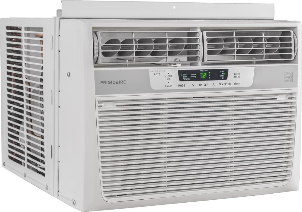 Frigidaire FFRE1033S1 10000 BTU Compact Room Air Conditioner with