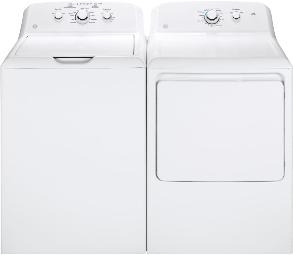 GE GTW330ASKWW 27 Inch 38 cu ft Top Load Washer with 11 Wash
