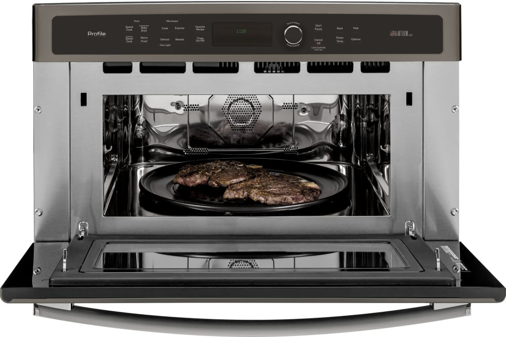 GE PSB9120EFES 30 Inch Single Electric Wall Oven with 17 cu ft