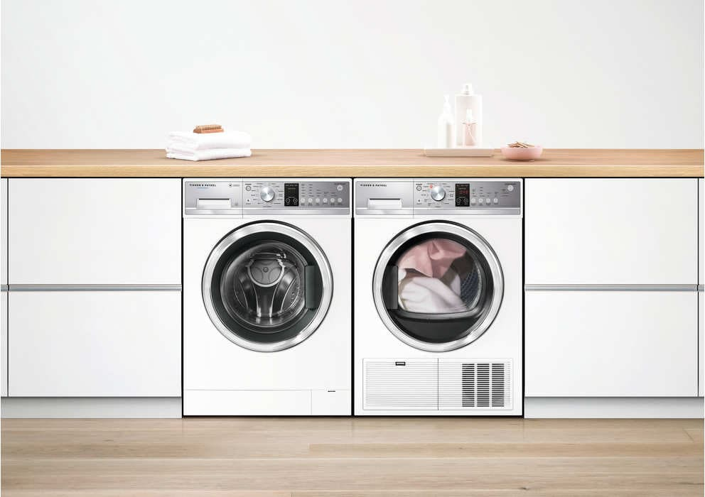 Fisher Paykel WH2424P1 24 Inch Front Load Washer with SmartDrive