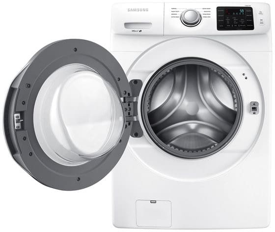 Samsung Wf45n5300aw 27 Inch Front Load Washer With Vrt