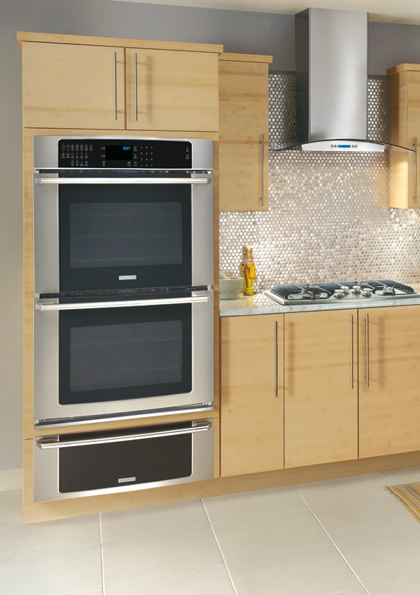 Electrolux Ei30ew45js 30 Inch Double Electric Wall Oven