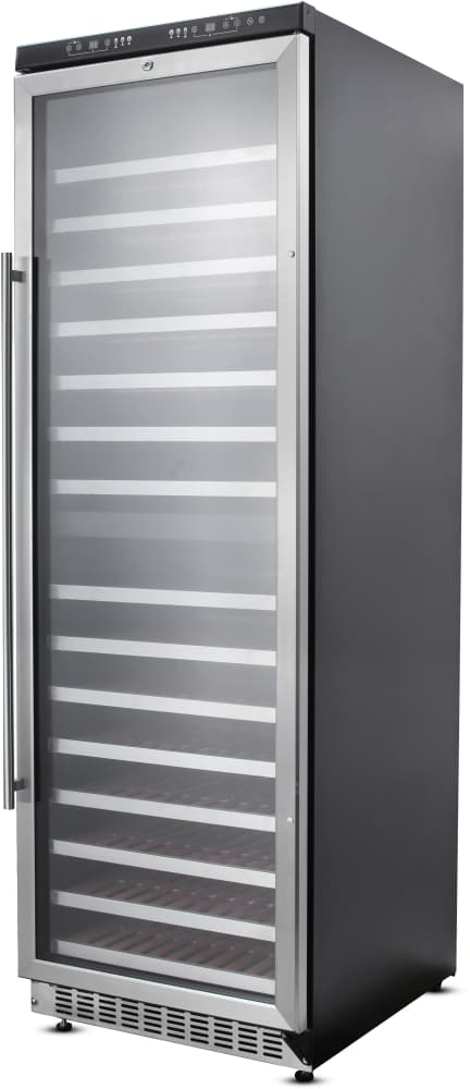 Thor Kitchen Hwc2403u 24 Inch Wine Cooler With 156 Bottle