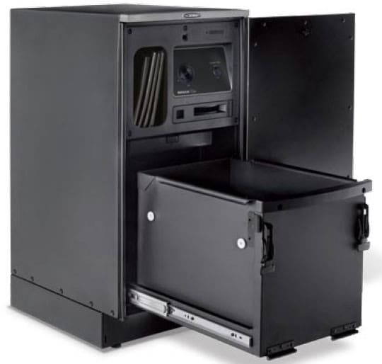 Luxury Free Standing Garbage Compactor