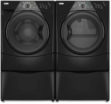 Whirlpool Wfw8400tb 27 Inch Front Load Washer With 3 7 Cu