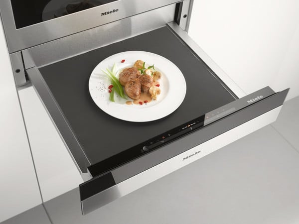 Miele Esw6114 24 Inch Warming Drawer With Fan Assisted