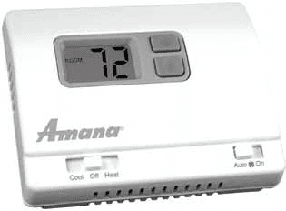 Amana 2246002 Non Programmable Thermostat With 1 Stage