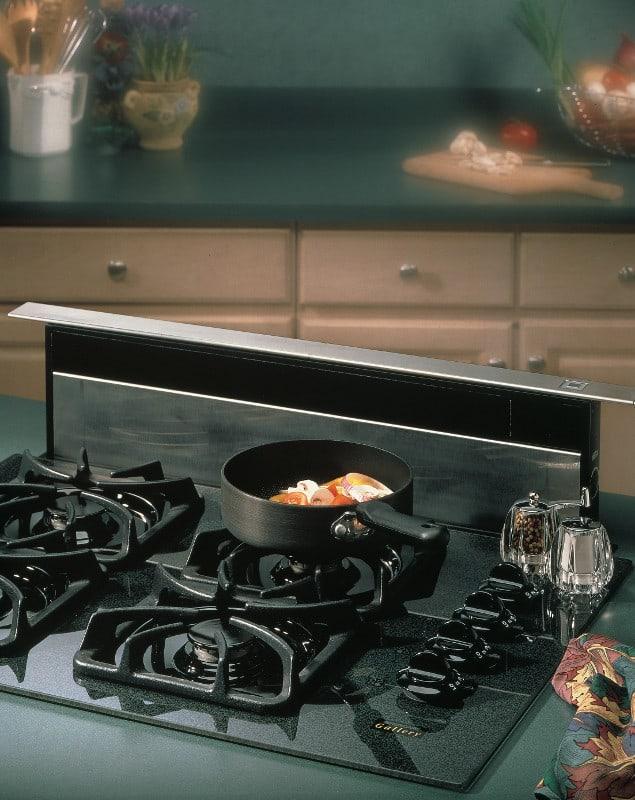 Broan 273003 Downdraft Ventilation System With 500 Cfm Internal