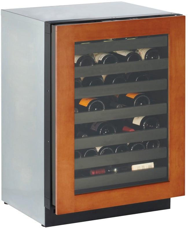 U Line U3024wcol00 24 Inch Built In Wine Storage With 43
