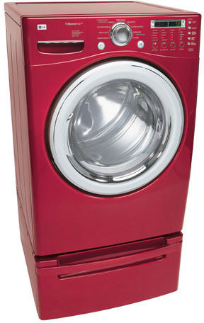 Lg Dlex7177rm 27 Inch Front Load Electric Dryer With 7 3