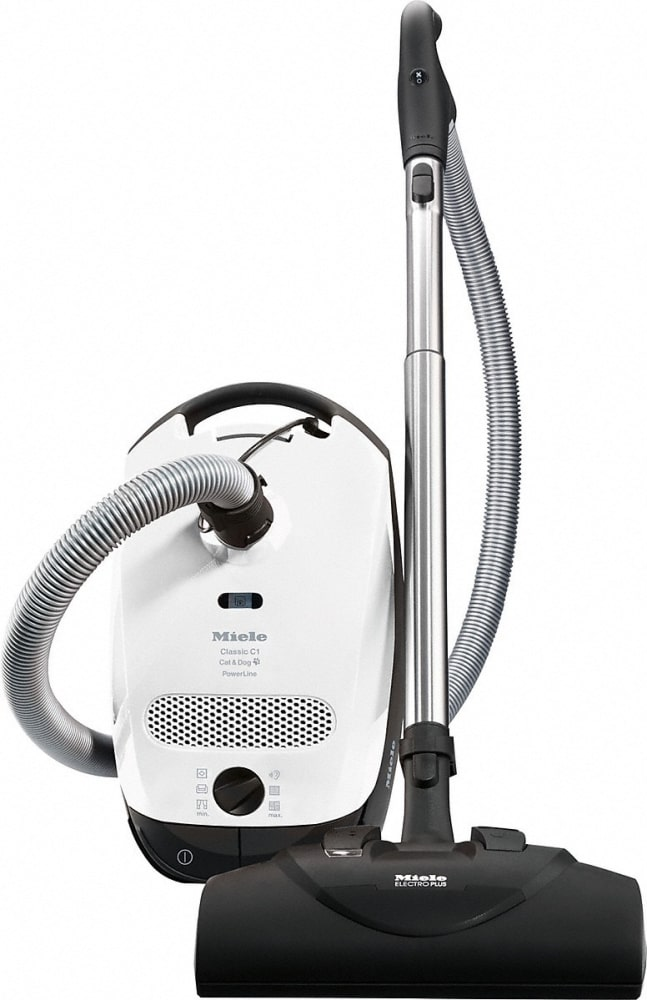 Miele Cat And Dog Canister Vacuum