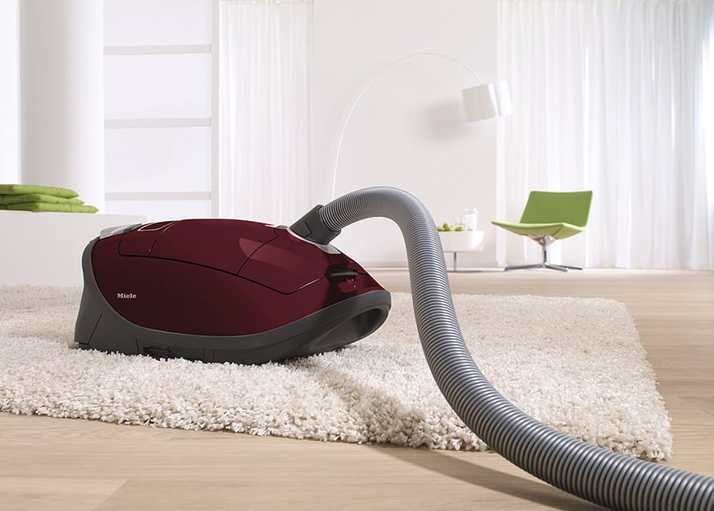 Miele 41gfe039usa Complete C3 Softcarpet Canister Vacuum