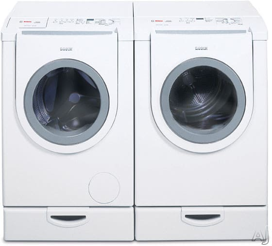 Bosch WFMC3301UC 27 Inch Front Load Washer with 3.81 cu. ft ...