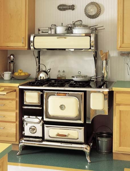 Heartland 720000givy 48 Inch Freestanding Gas Range With 6 Sealed