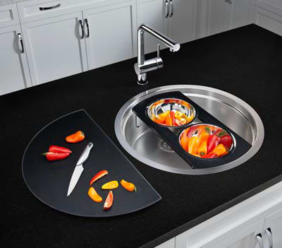 Blanco 517091 21 Inch Drop In Single Bowl Stainless Steel