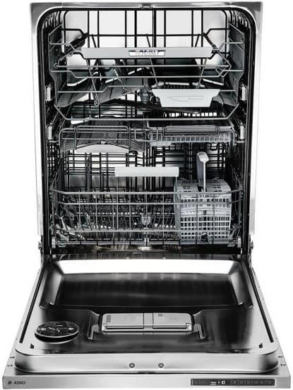Asko D5556xxlfi Fully Integrated Panel Ready Dishwasher