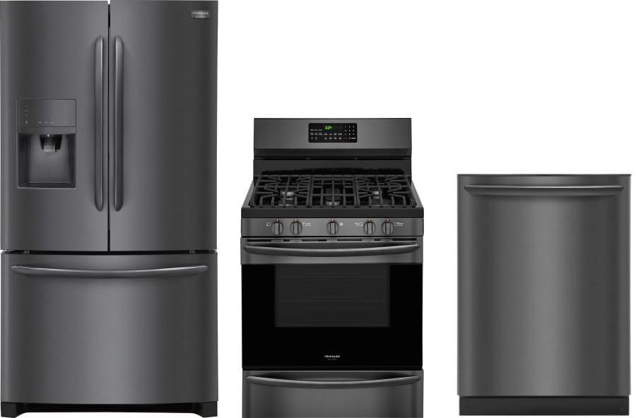 Frigidaire frreradw14 3 piece kitchen appliances package - 3 piece kitchen appliance package ...