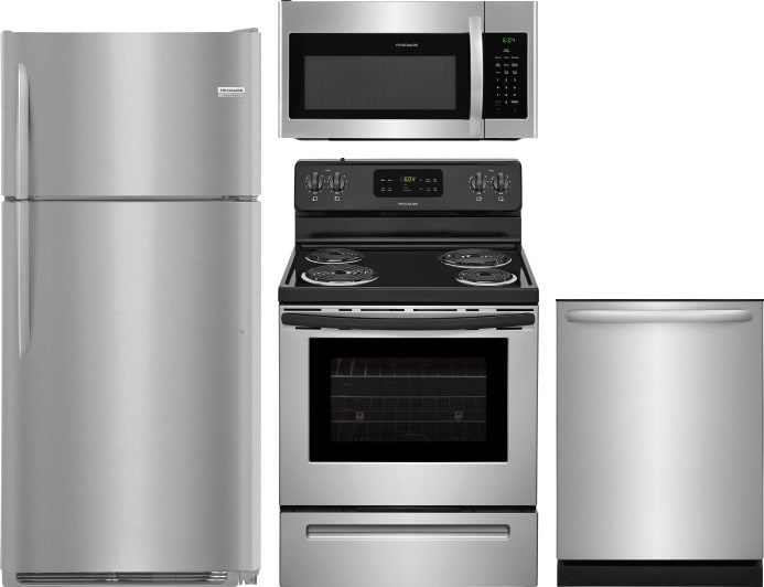 Kitchen Appliances Package Without Dishwasher