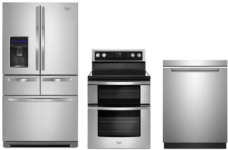 Whirlpool wpreradw35 3 piece kitchen appliances package - 3 piece kitchen appliance package ...