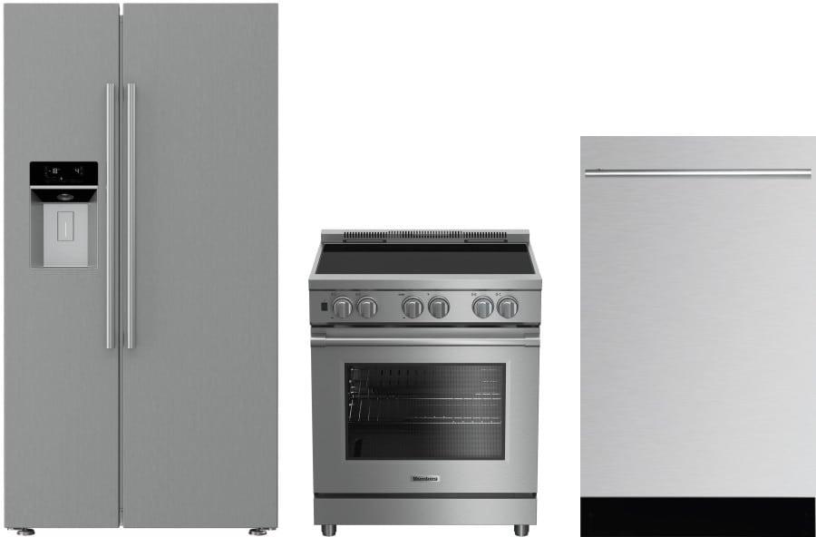 Blomberg blreradw34 3 piece kitchen appliances package - 3 piece kitchen appliance package ...
