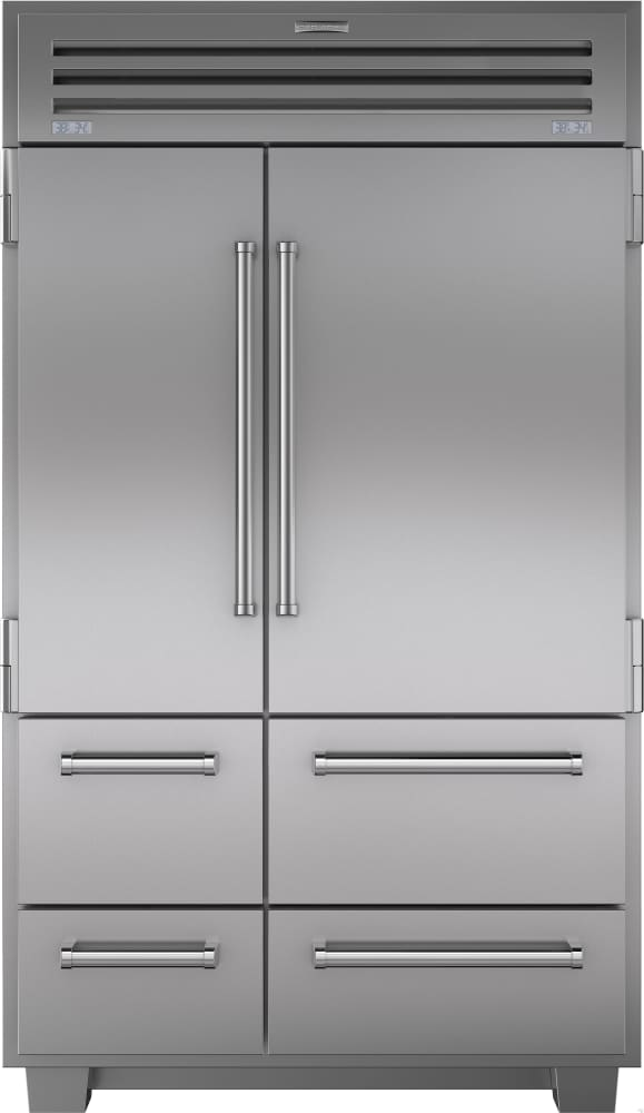 Sub Zero 648pro 48 Inch Built In Side By Side Refrigerator With 184