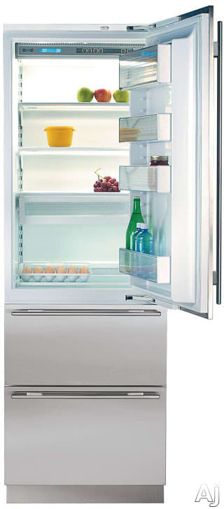 Sub Zero 700tc 27 Inch Built In Bottom Freezer
