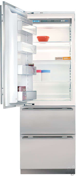 Sub Zero 700tfi 27 Inch Built In All Freezer With