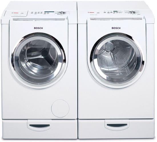 Bosch Dryer bosch wtmc6521uc 27 inch gas dryer with 6.7 cu. ft. capacity, 15