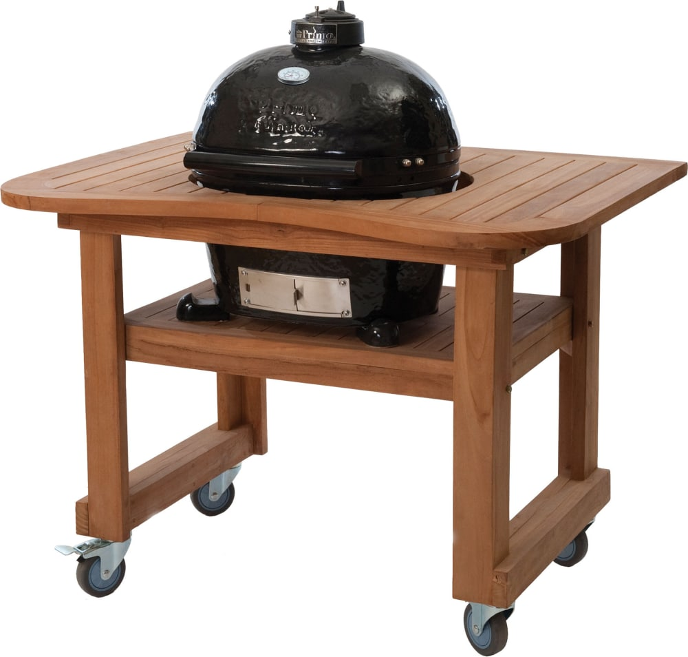 ... Primo Oval JR 200 774   Optional Teak Grill Table ...