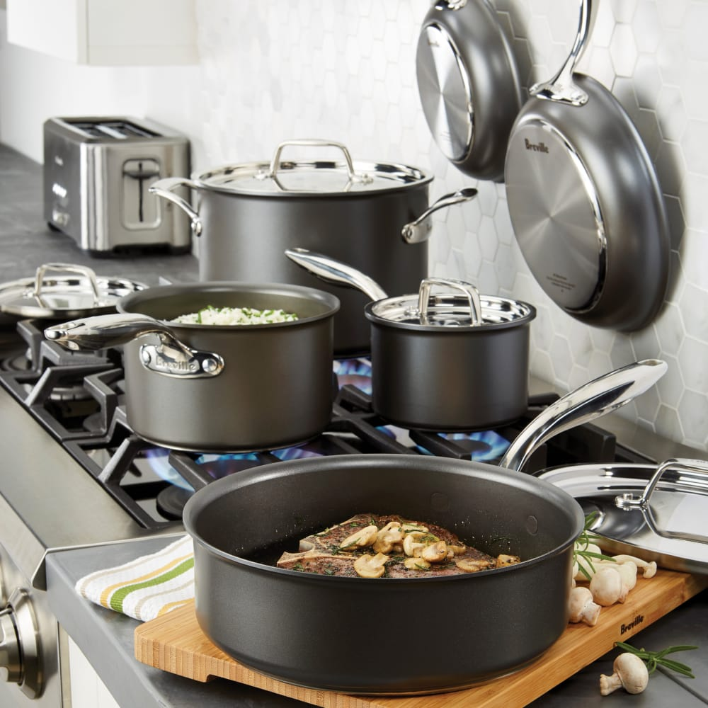 Breville 84477 Thermal Pro Hard Anodized Nonstick