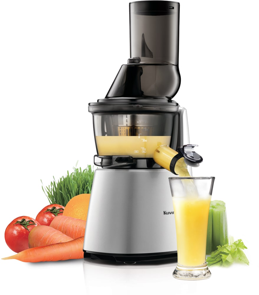 Slow Juicer Extra : Kuvings C7000S Whole Slow Juicer Elite with Cold Press ...
