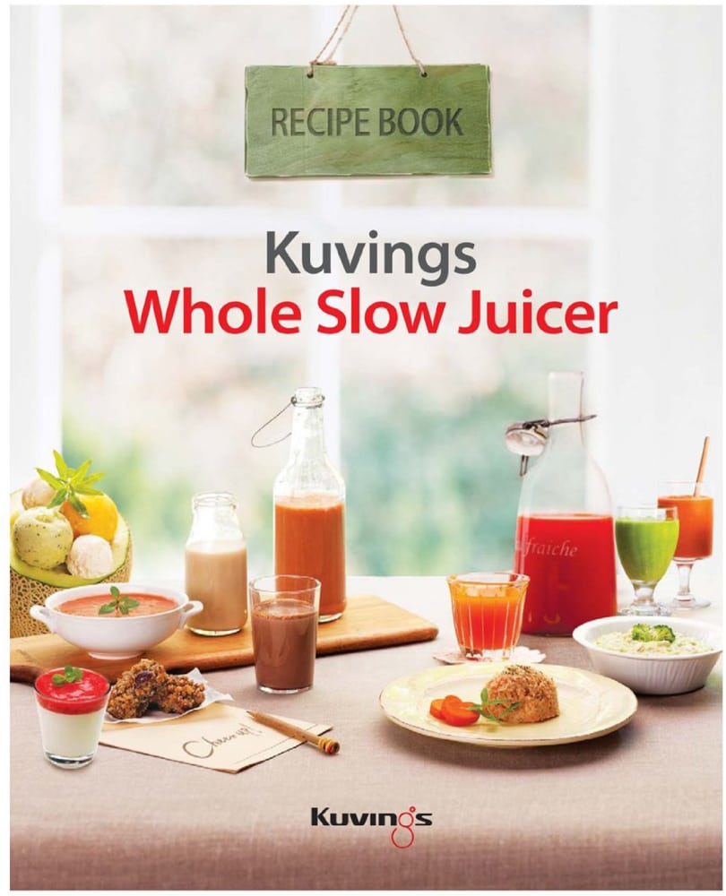 Kuvings Whole Slow Juicer Elite C7000 Silver : Kuvings C7000W Whole Slow Juicer Elite with Cold Press Technology, Extra-Wide Chute, Smart Cap ...